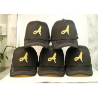 Quality Hot Sales ACE Factory Price OEM ODM Constructed 3D/flat Embroidery Baseball Curve Brim Cap Hat for sale