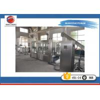 Buy Stainless Steel Carbonated Drinks Filling Machine 500ml 6000bph Capacity High Stability at wholesale prices