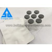 Quality 10ml Steroid Oil Customized Vial Labels Finished Injectable Liquids Vial Labels for sale