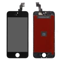 China For OEM LCD Screen iPhone 5C Digitizer Replacement - Black - Grade A- on sale