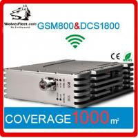 Quality WiFi Dual Band GSM/Dcs Cellular Repeater for sale