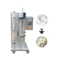 Quality 2L/H Lab Spray Dryer , Small Scale Spray Drying Machine 30c-280c Temp Of Inlet Air for sale