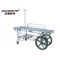 Quality Hospital Medical Equipment Patient Transfer Trolley 1 Year Warranty for sale