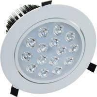 Quality led downlight 15 w for sale