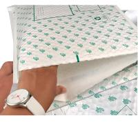 Buy Water Proof Pearl Film Postal Bubble Envelope Kraft Bubble Mailers For Shipping Clothing at wholesale prices