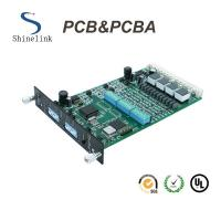 Quality Electronic pcba board ODM Motor Control with FR4 94V0 material for sale