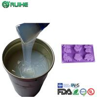 China Hot Sale cheap price of rtv2 molding liquid silicone rubber, silicone rubber raw material to concrete mold on sale