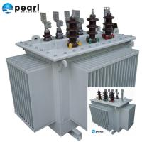 Quality Low Loss Oil Immersed Type Transformer 11kV - 3000kVA Energy Saving Low Noise for sale