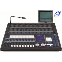 China 2048 Channels DMX Light Controller Stage Lighting Controller With LCD Display on sale