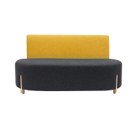 China Contemporary Living room sofa Single Double color Card Seat Modern Sectional Couches on sale