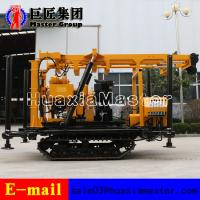Quality Professional and Efficient XYD-200 Crawler Hydraulic rotary drilling rig 200m depth for sale for sale