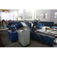 Quality 1.5-2.0 mm Ladder Type Cable Tray Roll Forming Machine 12 Roller Stations for sale
