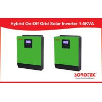 China Renewable Solar Energy Inverter with 50Hz/60Hz Frequency , 3 Phase Inverters UPS DC to AC on sale