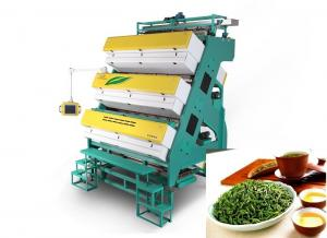 Quality 99.99 Accuracy 3.5KW InGAs Camera Tea Color Sorter for sale