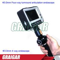 Buy cheap Ф3.0mm electrical test instruments four way turnround aritculation endoscope from wholesalers
