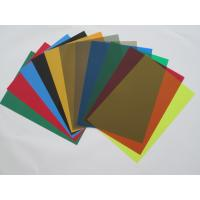 Buy cheap PVC BOOK BINDING COVER PVC COVER from wholesalers