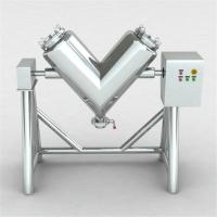 Quality High Efficiency Blender V Shaped Mixer Stainless Steel Pharma Mixer for sale