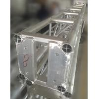 "Buy Aluminum ""+"" Pipe Lightweight Aluminum Lighting Truss , Aluminum Box Truss at wholesale prices"
