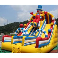 Quality Inflatable slides rental  with warranty 24months for sale
