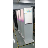 Quality 32 Inch WIFI 500cd/M2 PCAP Digital Signage Lcd Display LVDS for sale