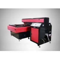 Buy cheap Tube Cut Patterns Cnc Laser Cutting Machine 300-400 Watt Power For Nonmetal from wholesalers