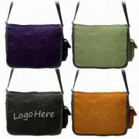 Quality Canvas Shoulder Bags with Adjustable Handle for sale