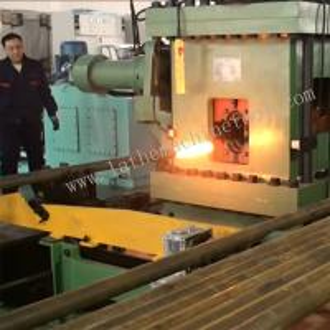 Quality horizontal forging press machine for Upset Forging of Casing Pipe for sale