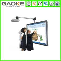 Quality 102 Inches Interactive Whiteboards for Schools  Whiteboard for sale