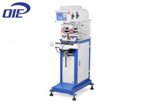 China Closed Ink Cup 2 Color Pad Printing Machine / Pad Printing Equipment With Part Shuttle on sale