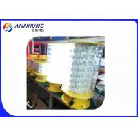 Quality Ultra High - Intensity CREE LED Aviation Obstruction Light  Die - Casting Aluminum Alloy for sale
