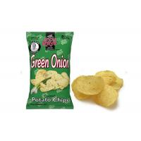 Quality Custom Printed Potato Chips Packaging Bag Snack Food Plastic Pouch for sale