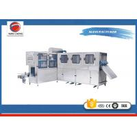 Quality Stainless Steel 5 Gallon Water Filling Machine With Bottle Capping Equipment for sale