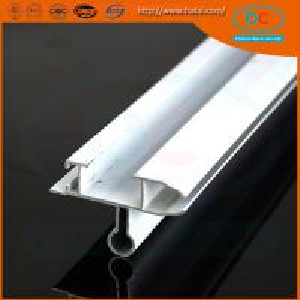 Quality 6000 series aluminum window profile, Matt aluminum window section, window profile for sale