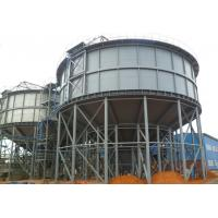 Quality Efficient Slurry Thickener For Dewatering In Metallurgy Mine , Large Circular Tank for sale