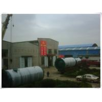 Quality Green Color Air Compressor Storage Replacement Tank , Air Compressor Receiver Tank for sale