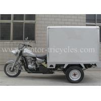 Quality 150CC 200CC 250CC Closed Box Cargo Tricycle 3 Wheeled Motorbikes RS200ZH-FD for sale