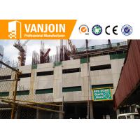 Thermal Insulation Fireproof Soundproof Wall Sandwich panel For Real Estate Buildings