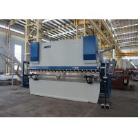 Quality 300 Ton Hydraulic NC Press Brake Machine 5M With CE Safety Certification for sale