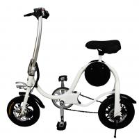Quality Protable Adult Folding Electric Bike S1 Mini Super Light Lithium Aluminum Body for sale