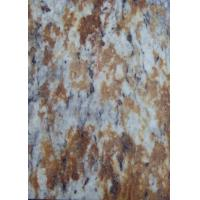 China Verniz Tropical Polished Large Granite Floor Tiles Sawn Flamed Acid Resistance on sale