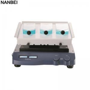 Quality 10-70rpm Tilt 9° Laboratory Shaker LCD Digital 3D Shaker for sale