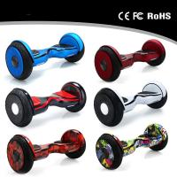 Quality Smart Balance Board Electric Scooter 10 Inch Electric Balancing Hoverboard for sale