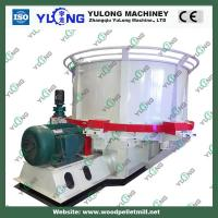 Quality 1-3t/h corn stalk bale rotary cutter with 75kw for sale