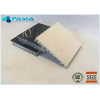 Quality Ultra - Thin Stone Honeycomb Composite Panels Moistureproof High Strength for sale