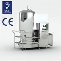 Buy cheap GF Series High Efficiency Rotary Vacuum Dryer With 200L-1500L Hopper Volume from wholesalers