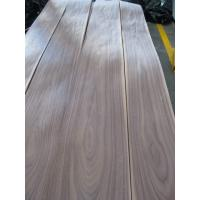 Buy Sliced Natural American Walnut Wood Veneer Sheet at wholesale prices