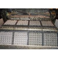 Quality CNC Machine Processed Egg Tray Mould High Strength For Pulp Molding Equipment  for sale