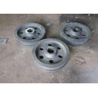 Quality 42CrMo4 Outside Diameter 680mm Wear-resistant Stacker Travelling Wheel Free Air Bubbles HRC40-45 for sale