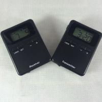 Quality Small 008A Wireless Tour Guide Equipment Transmitter And Receiver For Tour Groups for sale