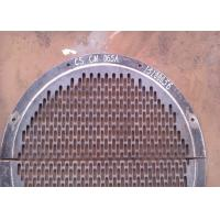 Quality 45# Steel Wear-resistant Castings Centre Screen for Cement Mill for sale